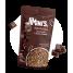Granola de chocolate negro