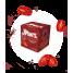 Paprika- und getrocknete Tomatengrille Grashüpfer
